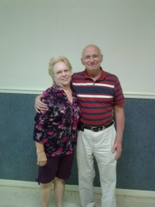 Frank and Letha Richardson Picture